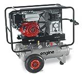 Compresseur de chantier 2 x 11 litres 4.8CV moteur HONDA