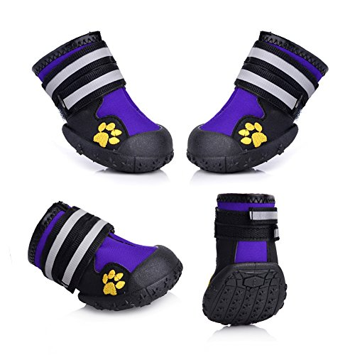 magic-zone-waterproof-dog-shoes-non-slip-dog-snow-boots-for-various-size-4pcs