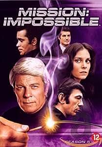 Mission Impossible: L'intégrale de la saison 5 - Coffret 6 DVD [Import belge]