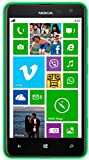 Nokia Lumia 625 Smartphone (4,7 Zoll (11,9 cm) Touch-Display, 8 GB Speicher, Windows 8) grün