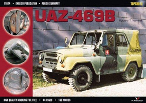 Uaz-469b (Topshots) por Ryszard T. Kominek