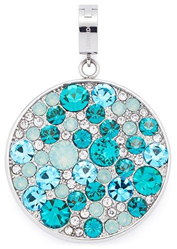 Leonardo Jewels Damen Anhänger Darlin's Oceano Edelstahl Glas mehrfarbig   016282