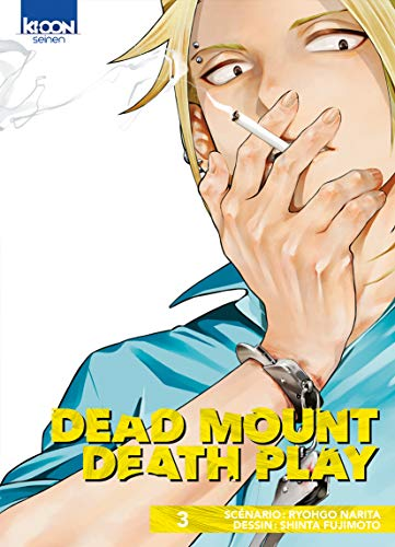 Dead Mount Death Play Edition simple Tome 3