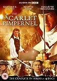 Scarlet Pimpernel - The Complete Series 1 & 2 [DVD] [Edizione: Regno Unito]