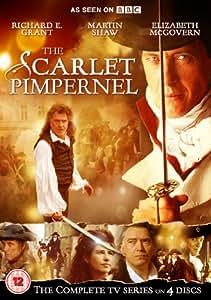 Scarlet Pimpernel - The Complete Series 1 & 2 [DVD] [1999]