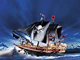 PLAYMOBIL 6678 - Piraten-Kampfschiff -