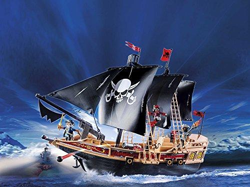 PLAYMOBIL 6678 – Piraten-Kampfschiff - 2