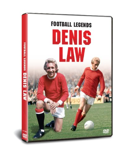 Football Legends: Denis Law [DVD] [UK Import]