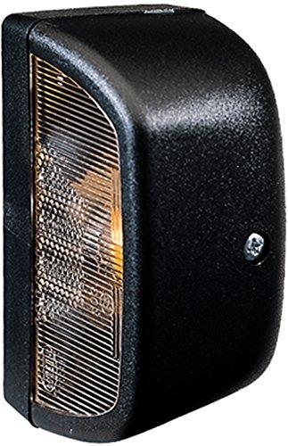 HELLA 2KA 998 523-131 Kennzeichenleuchte, mit Kennzeichenlicht, Anbau, R10W