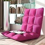 Redsun Folding Gepolsterter bodenstuhl Verstellbar Entspannende Meditationsstuhl Sitzkissen...