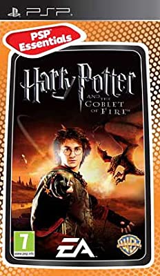 Harry Potter and The Goblet of Fire - Essentials (PSP)