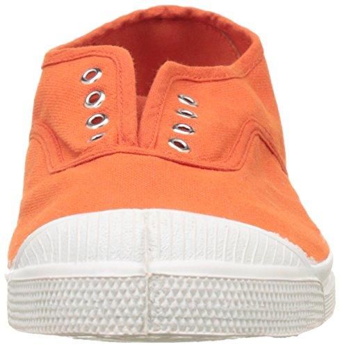 Bensimon F15149C159, Scarpe da Ginnastica Basse Donna Arancione (Arancione)