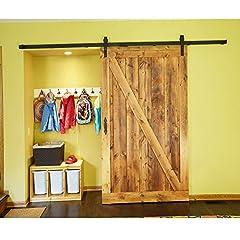 Kurze Einführung:Stilvolles Design mit exquisiter Handwerkskunst, verwandeln Sie Ihre normale Tür in einer innovativen Schiebetür.  Spezifikation:  Schwere Ausführung mit höchster Qualität  Praktikabel für Türstärke 35-45mm  Lager Tür Gewicht 150Ib -...