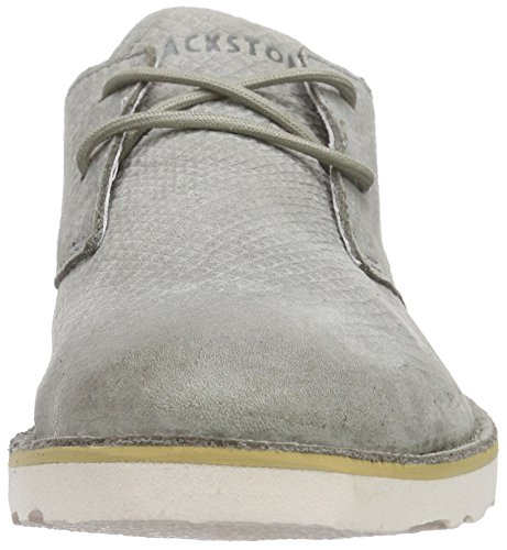 Blackstone Damen Ll69 Derby Grau (Grey)