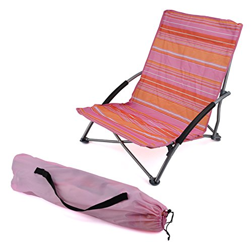 Trail Sisken Camping Chair – Pink