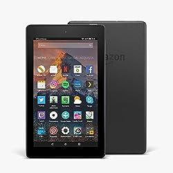 """Nuovo tablet Fire 7, schermo da 7"""", 8 GB, (Nero) - senza offerte speciali"""