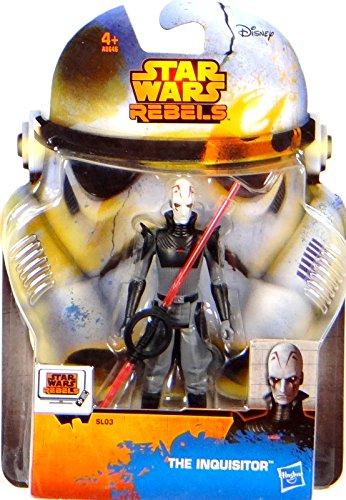 Wars Rebels SL03 Saga Legends Actionfigur 2014 Hasbro / Disney ()