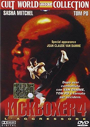 Kickboxer 4 - L'aggressore(cult world collection) [IT Import] Multivision Video
