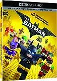 Lego Batman (2 Blu-Ray 4k Ultra Hd + Blu-Ray)