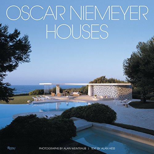 Oscar Niemeyer Houses por Alan Weintraub