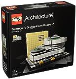 LEGO Architecture - Juego de construcción Museo Solomon R. Guggenheim (21035)