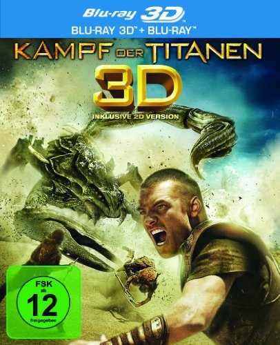 Warner Home Video - DVD Kampf der Titanen 3D (+ Blu-ray) [Blu-ray 3D] [Special Edition]
