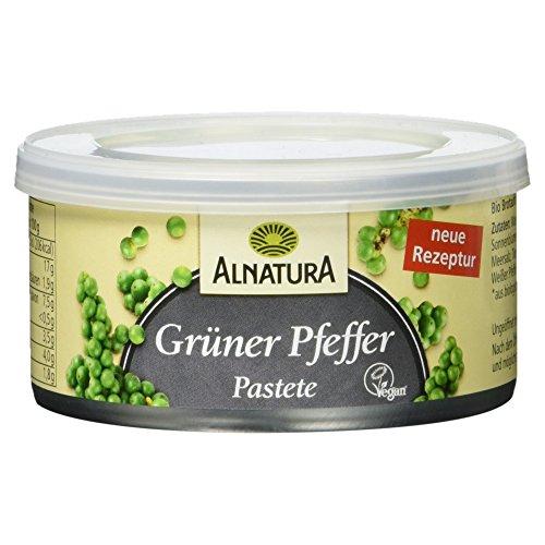 Alnatura Bio Pastete Grüner Pfeffer