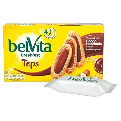 Belvita Top Choco Nocciola 5 X 50g (Confezione da 6)