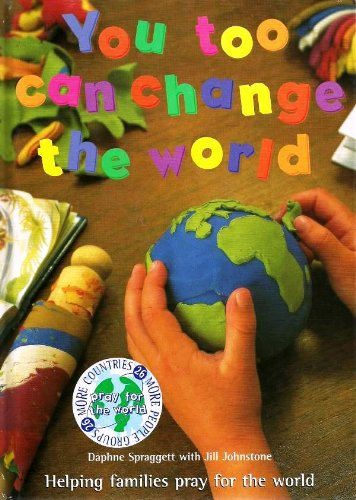 You too can change the world