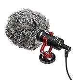übersicht  die BOYA BY-MM1 ist ein nieren mikrofon, die speziell design zu verbessern die klangqualität des videos auf der grundlage von build-in mikrofone. mit sowohl TRS kabel und TRRS ausgangskabel enthalten, es kann auf Smartphones, kameras, cam...