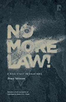 No More Law! by [Atkinson, Bruce ]