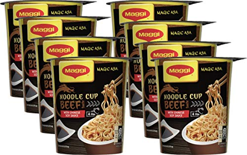 Maggi Magic Asia Beef Noodle Cup...