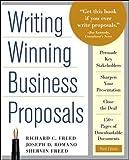 Best Business Proposals - Writing Winning Business Proposals, Third Edition Review
