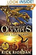 #7: Heroes of Olympus: The Lost Hero