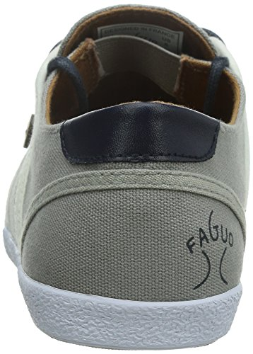 Faguo Cypress, Baskets Basses Homme Gris (002 Grey/Black)
