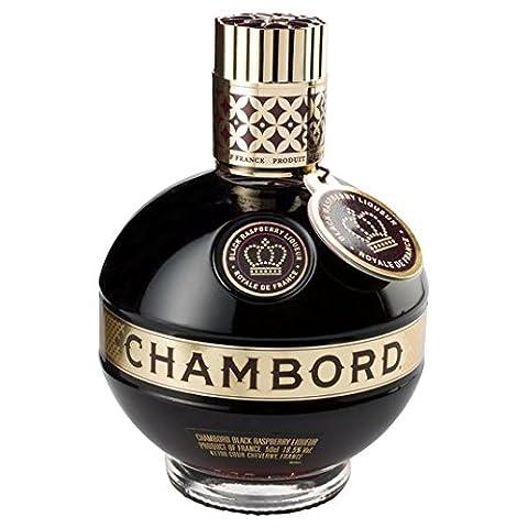 Chambord Noir Liqueur de Framboise 50cl