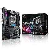 Asus Intel X299 ATX - Placa base gaming con Aura Sync RGB iluminación LED, 802.11ac Wi-Fi, DDR4 4133MHz, dual M.2, SATA 6Gbps y USB 3.1 type - A/C