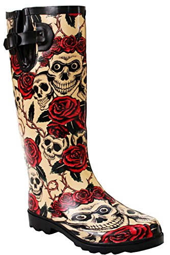 A&H Footwear - Botas de Goma de Trabajo Unisex niños Niñas...