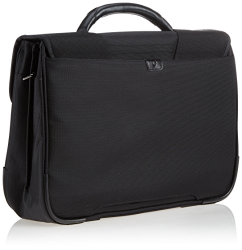 Samsonite Pro-DLX 4 Briefcase 2 Gussets 16 58981 Black