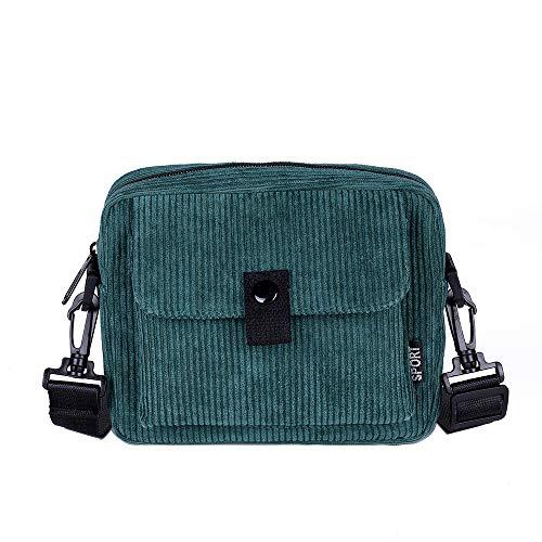Feixiang borsa borse tote tracolla in tela da donna borsa a tracolla versatile per tendenza moda borse a spalla borse a tracolla borse tote