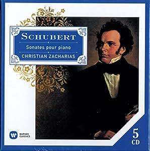 Schubert: Piano Sonatas (Emi France)