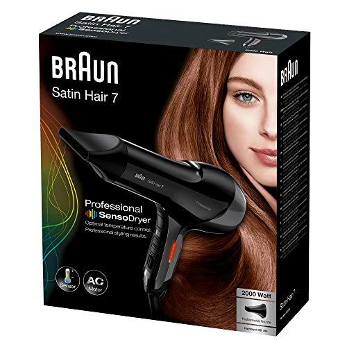 Braun Satin Hair 7 HD780 SensoDryer Haartrockner / Föhn - 6