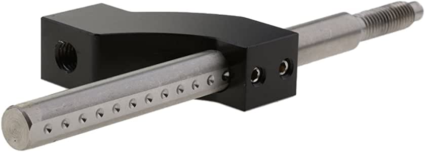 Raybre Art 1 pcs 3 M10x1.25 Car Shift Knob Extender Shifter Stick Lever Extension Gear