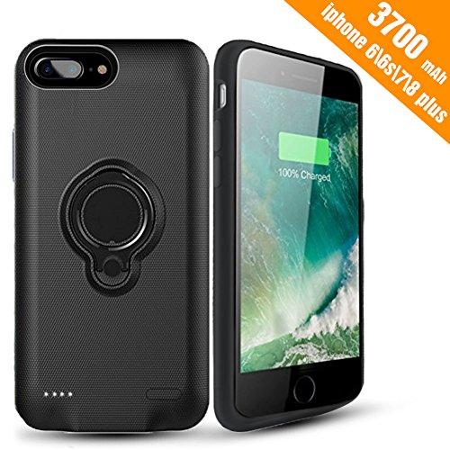 Coque Batterie iPhone 8 Plus/7 Plus/6 Plus/6s Plus,3700mAh Chargeur Portable Batterie Externe...