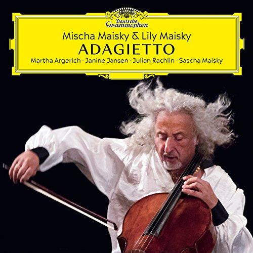 Mahler: Symphony No. 5 in C-Sharp Minor / Pt. 3 - 4. Adagietto (Arr. for Cello and Harp by Mischa Maisky)