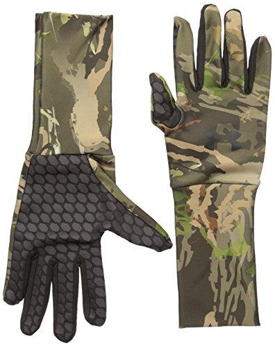 UnderArmour Ua Camo Cg Liner Glove - ridge reaper camo forest / cannon / black, Größe #:L -