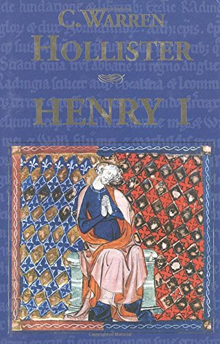 Henry I (Yale English Monarchs Series) - 1135-serie