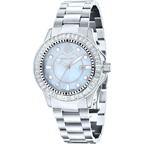 Ballast Womens Stainless Watch Vanguard Ladies