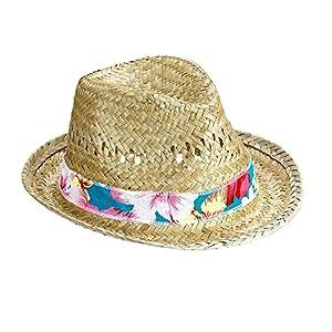Sombrero-de-paja-para-adultos-Hawaiian-Beach-Boys