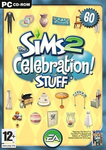 The Sims 2: Celebration! Stuff (PC CD)